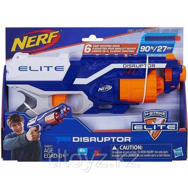 Бластер Nerf Elite Дисраптор