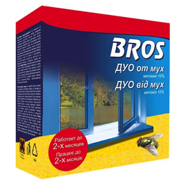ДУО  от мух, вредителей с феромоном - BROS Брос
