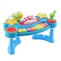 Развивающий столик Tot Kids Музыкальное пианино, фото 1