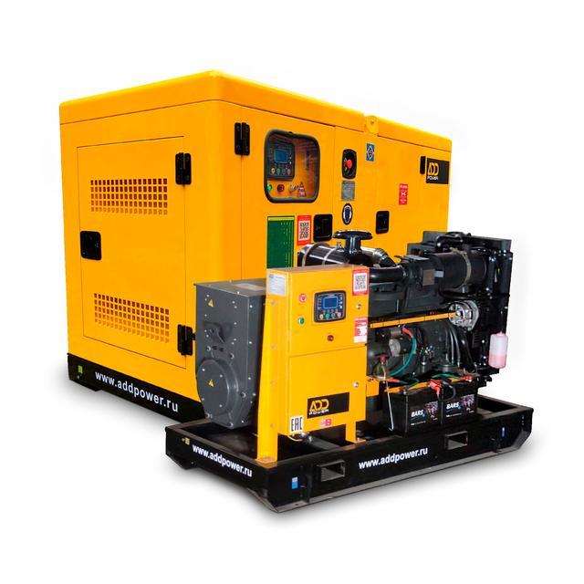 Дизельные генераторы ADD Power