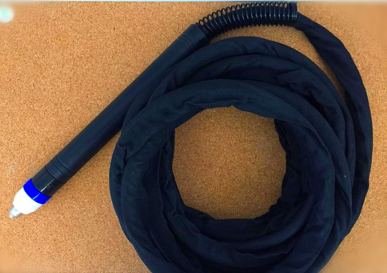 Резак плазменный (плазмотрон) для механизированной резки P80 с силовым кабелем 5м