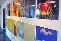 Картины на стекле в Алматы, печать на стекле в Алматы, скинали в Алматы, фото 1