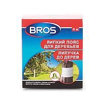 Липкий пояс для деревьев Bros Брос