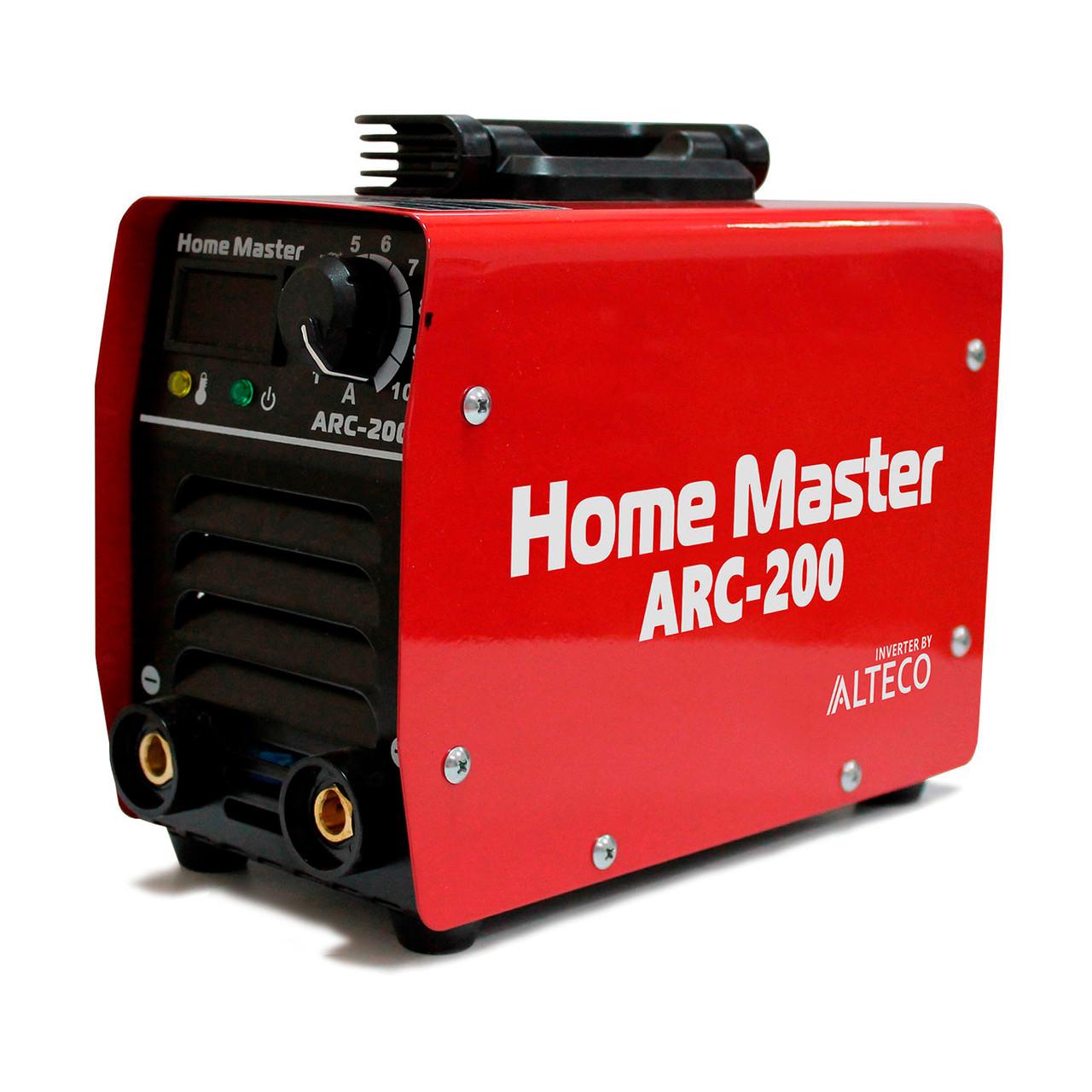 Сварочный аппарат ARC-200 HOME MASTER (N)