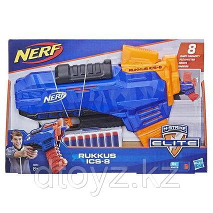 Бластер Nerf Elite Руккус ICS-8