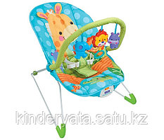 FitchBaby Кресло-качалка с игрушками и вибрацией Animal Paradise 8612
