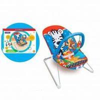 FitchBaby Кресло-качалка с игрушками и вибрацией Animal Paradise 8611