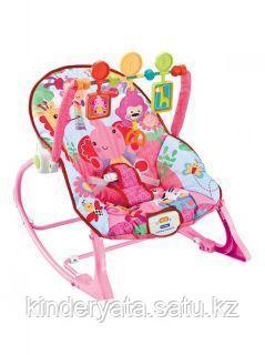 FitchBaby Кресло-качалка с игрушками и вибрацией 8617