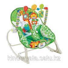 FitchBaby Кресло-качалка с игрушками и вибрацией 98616