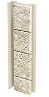 """Планка универсальная 121x420ммVOX Solid Sandstone """"Beige"""" Твердый Песчаник """" Бежевый"""""""