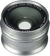 Широкоугольный конвертер Fujifilm Wide conversion lens WCL-X100 II Silver