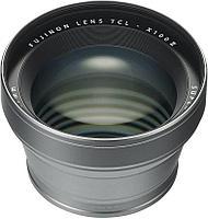 Телеконвертер Fujifilm Tele conversion lens TCL-X100 II Silver