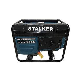 Бензиновый генератор SPG 7000 Stalker