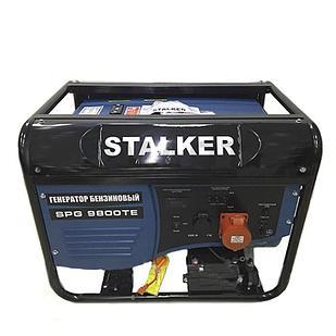 Генератор бензиновый STALKER SPG 9800ТЕ