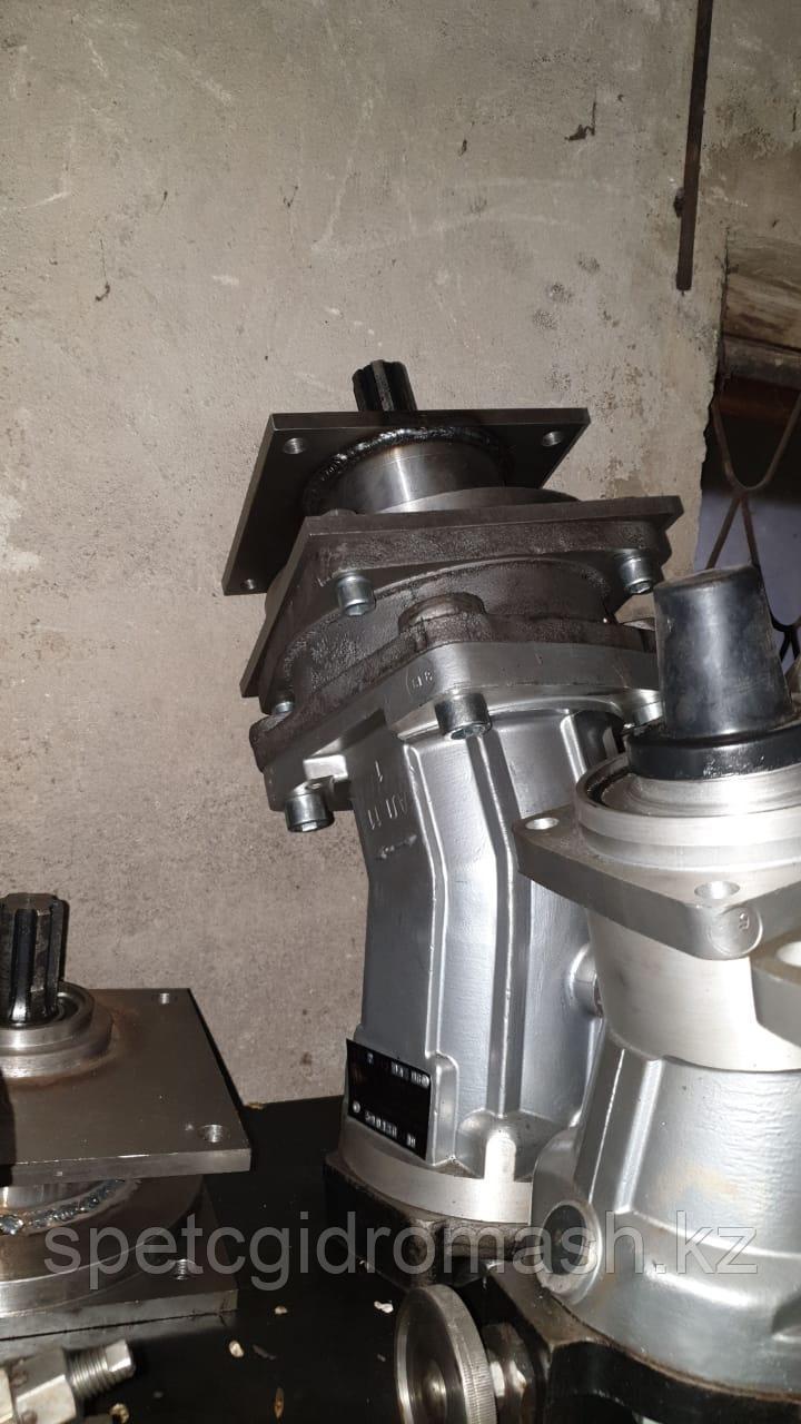 Гидронасос 310.112 аксиально-поршневой с переходником привода НШ-100