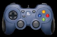 Игровой джойстик/геймпад Logitech F310 940-000135 (Blue)