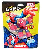 Goo Jit Zu :Тянущаяся фигурка Человек-Паук.