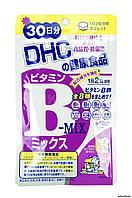 Витамины В-Mix DHC, 30 дней