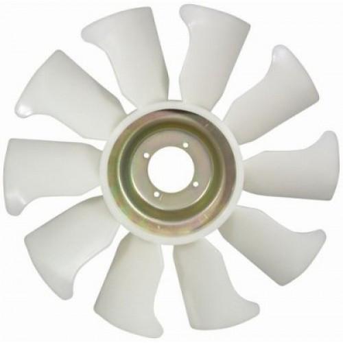 Вентилятор двигателя (крыльчатка) Isuzu 4BC1