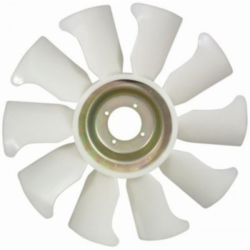 Вентилятор двигателя (крыльчатка) Isuzu 4BG2