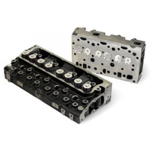 Головка блока цилиндров (ГБЦ) Isuzu C190