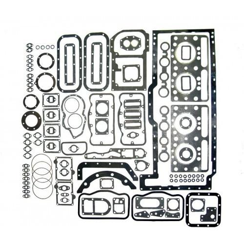 Комплект прокладок двигателя Kubota V1205
