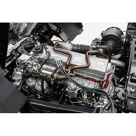 Двигатель ХИНО 700 в сборе