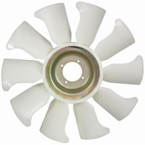 Вентилятор двигателя (крыльчатка) Isuzu 4FB1