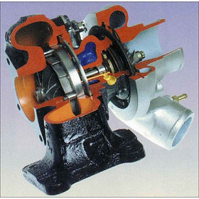 Турбокомпрессор Hitachi EX400-1