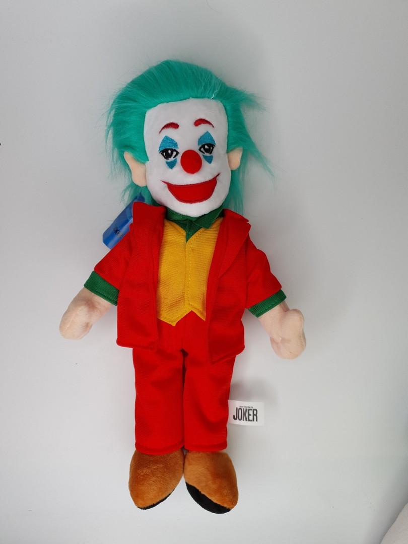 Плюшевая игрушка Джокер