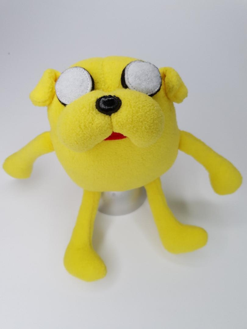 Плюшевая игрушка Джейк