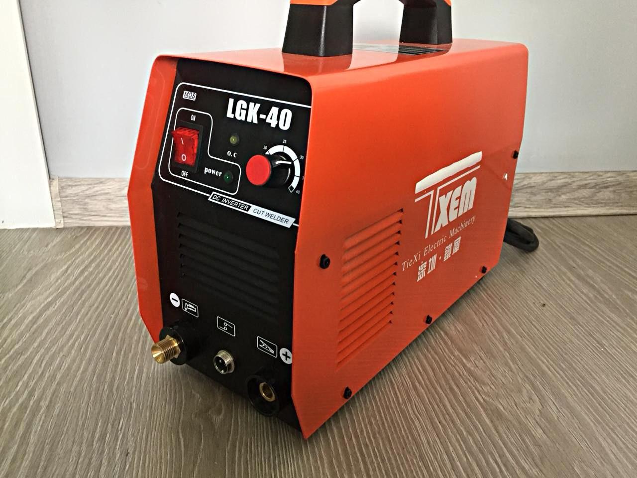 Источник плазмы  LGK-40 для ручной резки