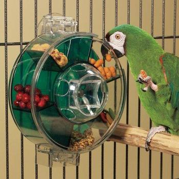 Поилки и кормушки для птиц