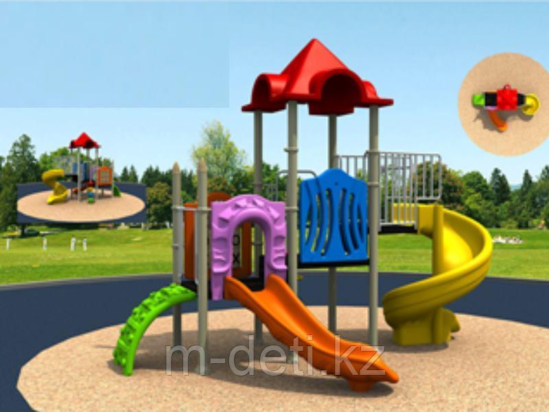 Детская площадка ,игровой комплекс Мультик