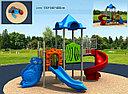 Детская площадка ,игровой комплекс Мультик, фото 2