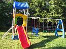 Детская игровая площадка игровой комплекс Теремок HD110 HUADONG, фото 2