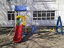 Детская игровая площадка игровой комплекс Теремок HD110 HUADONG, фото 4