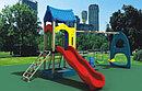 Детская игровая площадка игровой комплекс Теремок HD110 HUADONG, фото 6