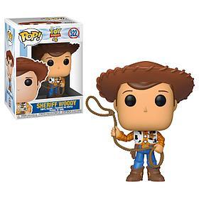 Funko Pop Toy Story 4 - Sheriff Woody - 522
