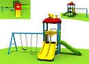 Игровой комплекс для детей Дельфин, фото 4