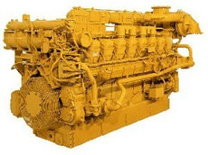 Двигатель Caterpillar 3512