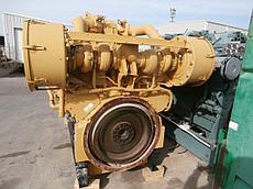 Двигатель Caterpillar 3512C