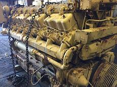 Двигатель Caterpillar D399