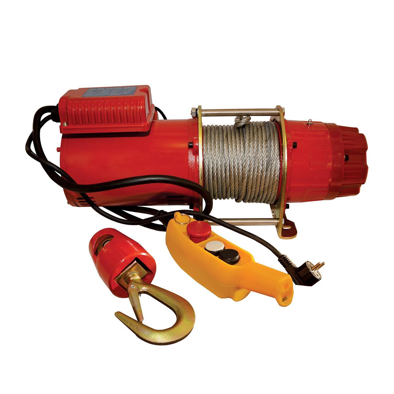 Лебедка электрическая JK 2 г/п 2т, 200м