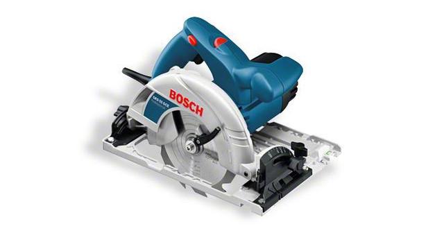 Циркулярная пила Bosch GKS 55 GCE Professional + Кейс L-BOXX 238