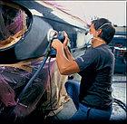 Эксцентриковая шлифмашина Bosch GEX 150 Turbo Professional, фото 2