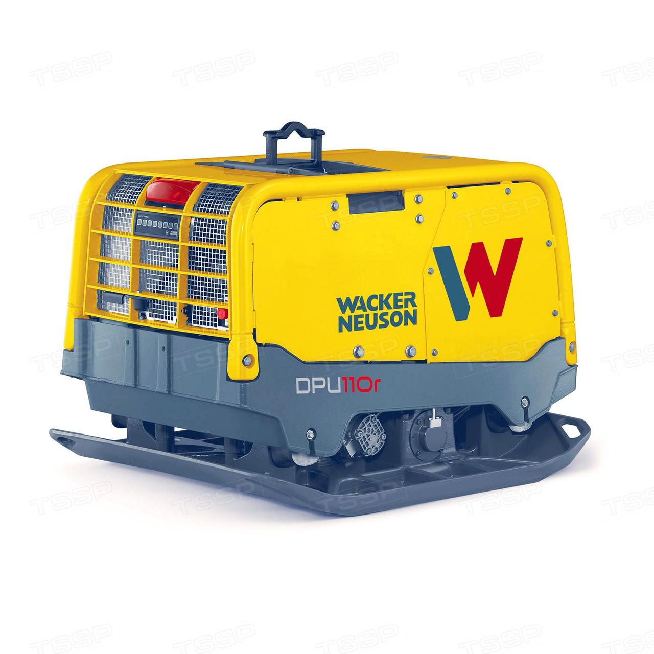 Виброплиты Wacker Neuson DPU 110r