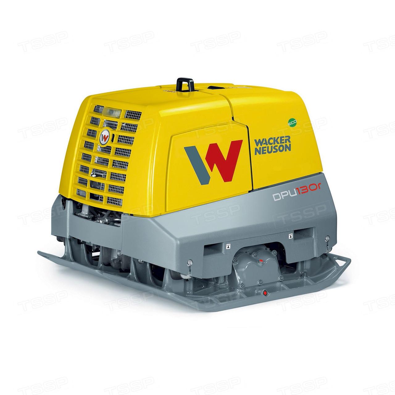 Виброплита Wacker Neuson DPU 130r