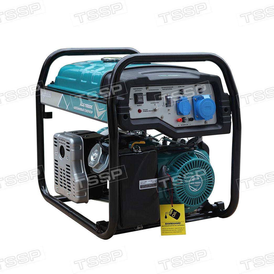 Бензиновый генератор ALTECO AGG 11000Е/ATS