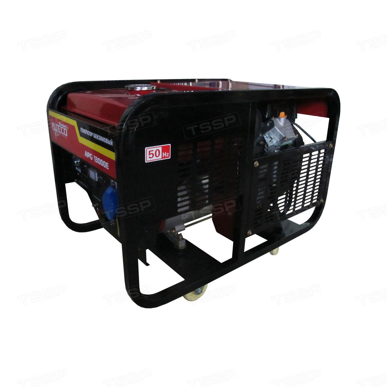 Бензиновый генератор APG 13000 E (L) ALTECO
